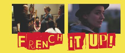 French it up part en festivals