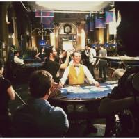 """Clap de fin de tournage pour """"Le donneur de cartes"""""""