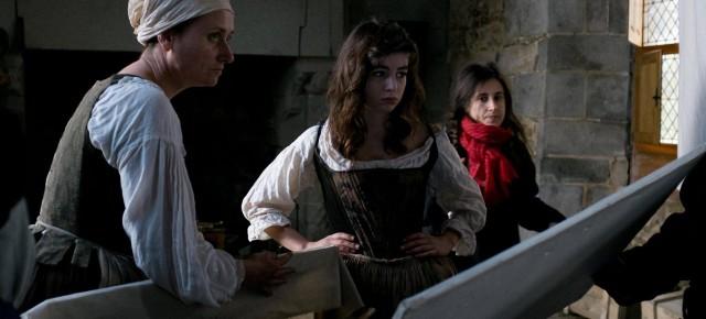 Fin de tournage pour Maud Garnier