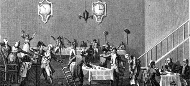 """Aide à l'écriture pour """"Les cuisines de Palais Royal"""""""