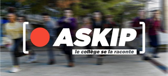 ASKIP diffusé sur Okoo