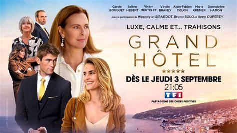 Diffusion de la série Grand Hôtel